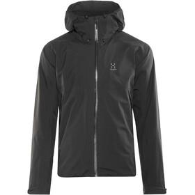 Haglöfs M's Virgo Jacket True Black